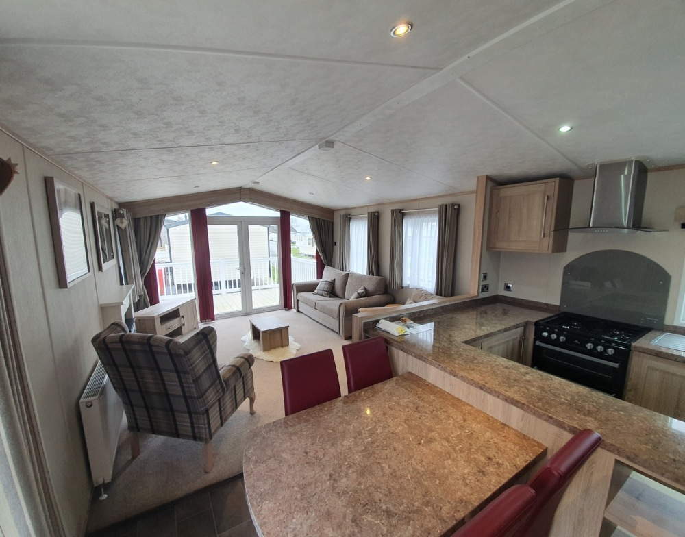 Used Carnaby Helmsley Lodge For Sale